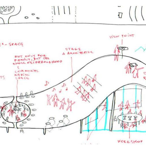 new spaces architecture(s) drawings telavi workshop